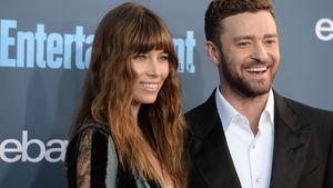 Justin Timberlake und Jessica Biel bei der Verleihung der 22. Critics' Choice Awards