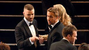 Justin Timberlake und Ryan Gosling bei den Oscars 2017