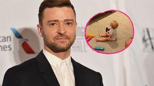 Geheim-Schwangerschaft: Justin Timberlake zeigt zweiten Sohn