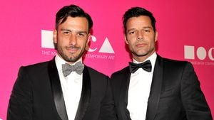Wer machte den Antrag? Ricky Martin & Jwan sind verlobt