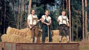 """""""Zehn kleine Bäuerlein"""": TV-Bauern feiern ihr Song-Debüt"""