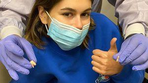 Weisheitszähne sind raus: Kaia Gerber postet Fotos nach OP!