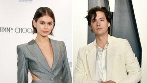 Nach Affären-Gerücht: Kaia Gerber mit Cole Sprouse erwischt