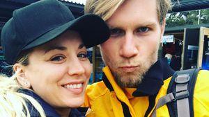 Kaley Cuoco und ihr Freund Karl Cook in Neuseeland 2016