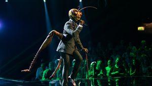 """Ist der """"The Masked Singer""""-Grashüpfer etwa ein Tatort-Star?"""
