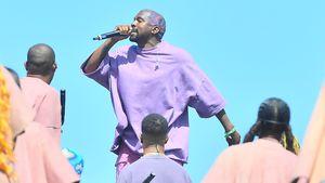 Über 50.000 Menschen nahmen an Kanyes Coachella-Messe teil!