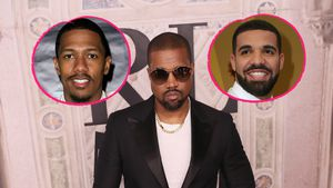 Sex-Rap über Kim: Kanye teilt gegen Nick Cannon & Drake aus