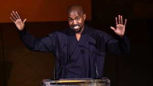 Trotz persönlicher Krisen: Kanye bestätigt Vizepräsidenten