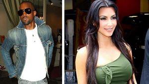 Kanye West und Kim Kardashian: Sex-Affäre?