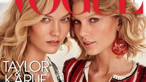 Ladylove: Taylor Swift & Karlie Kloss Vogue-BFFs