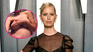 Komplett nackt: Karolina Kurkova ist jetzt in der 27. Woche