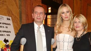 Karolina Kurkova: Von ihnen hat sie die guten Gene