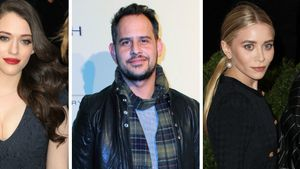 Ashley Olsen, Mary-Kate Olsen, Moritz Bleibtreu und Kat Dennings