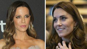 Kate Beckinsale in Klinik mit Herzogin Kate verwechselt!