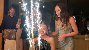 Reunion nach zwei Jahren: Kate Beckinsale feiert mit Tochter