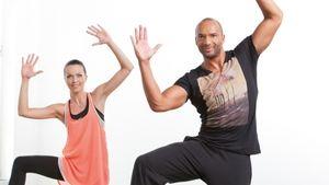 D! & Kate Hall: Neues Fitnessprogramm bei QVC!