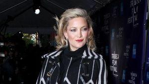 Kate Hudson im schwarz-weißen Manteldesaster
