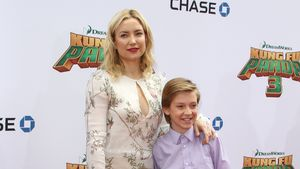 Familienausflug: Kate Hudsons Söhne feiern Red-Carpet-Debüt
