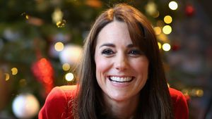 Kate Middleton auf einer Weihnachtsparty in London