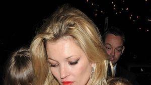 Kate Moss: Langweiliges und einsames Silvester?