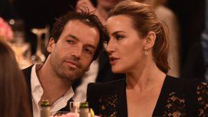 """""""Superheißer Vater"""": Kate Winslet schwärmt von ihrem Ehemann"""