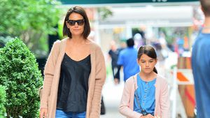Katie Holmes' größter Albtraum: Suri sieht aus wie Toms Klon