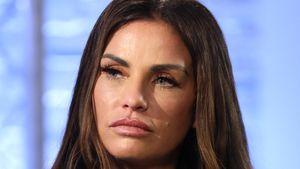 Mehr Botox als Abendessen: Katie Price beweist Selbstironie