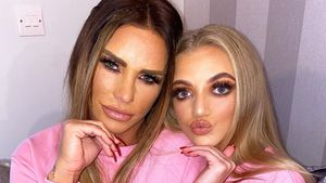 Krasses Make-up: Princess sieht aus wie Mama Katie Price!