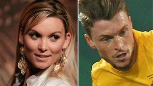 Sie macht es offiziell: Katja Kühne liebt Kicker Quirin Moll