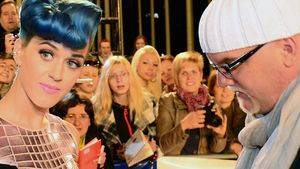 Katy Perry, Echo 2012 und DJ Ötzi