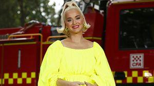 Wie ein Profi: Katy Perry bereitet sich auf die Geburt vor