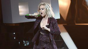 Gestürzt: Katy-Perry-Tänzer haut's bei den BRITS vom Sockel!