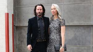 Keanu Reeves und Freundin Alex: Schon seit Jahren ein Paar