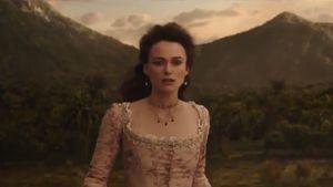 """Keira Knightley im Trailer zu """"Fluch der Karibik 5"""""""