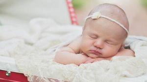Niedlich! Kelly Clarkson zeigt ihr Baby River Rose