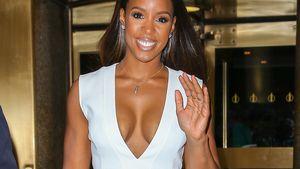 Aber hallo! Kelly Rowland zeigt ihre After Baby Boobies