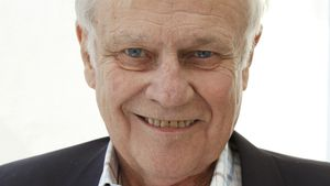 """Mit 83 Jahren: """"Dallas""""-Star Ken Kercheval ist gestorben"""