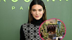Fertig geschmückt: Kendall Jenner ist in Weihnachtsstimmung!