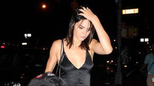 Kendall Jenner auf dem Weg zum Dinner in NYC