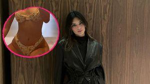 Fans enttäuscht: Ist Kendall Jenners XS-Taille retuschiert?