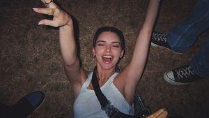 Superhappy: Kendall Jenner hat 90 Millionen Insta-Follower!