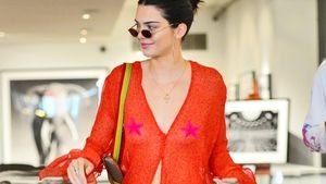 Nackt-Show geht weiter: Kendall Jenner lässt Brust blitzen!