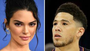Kendall Jenner und Profi-Basketballer Devin beim Dinner-Date