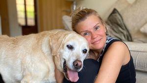 Kerry Katona trauert: Ihr Hund musste eingeschläfert werden