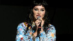 Kesha fühlt sich von verstorbenem Jeff Buckley inspiriert