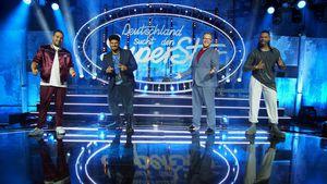Mega-Erfolg: Alle vier DSDS-Finalisten landen in den Charts