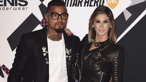 """Kevin-Prince Boateng und Melissa Satta auf dem Red Carpet der """"2015 MTV EMAs"""""""