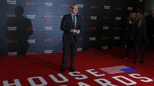 "Ohne Kevin Spacey: 1. Trailer für ""House of Cards""-Staffel!"