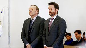 Fall Kevin Spacey: Löschte Kläger entlastende Nachrichten?