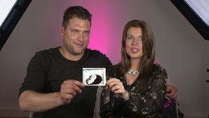 "Kevin und Sharon, Ex-Kandidaten von ""Big Brother"" 2015"